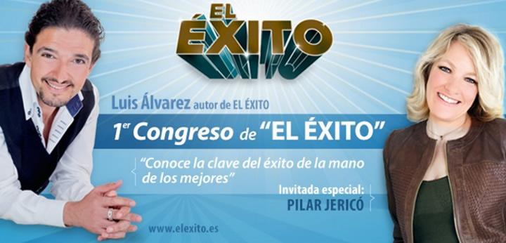 Congreso de El Éxito con Pilar Jericó