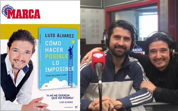 Programa de Luis Álvarez en Radio Marca